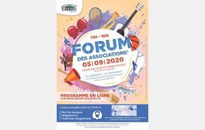 FORUM DES ASSOCIATIONS - ABLON SUR SEINE